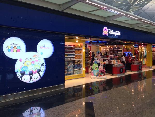 香港迪士尼樂園奇妙店(圖:FB@香港迪士尼樂園)