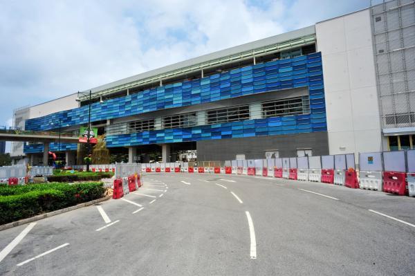 南港島綫(東段)海洋公園站(圖:FB@MTR)