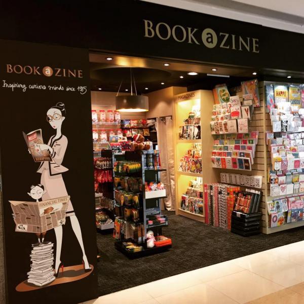 Bookazine(圖:FB@Bookazine HK)