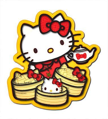 Hello Kitty中菜軒精品店