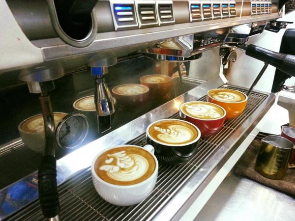 圖:FB@Cafe Charm's