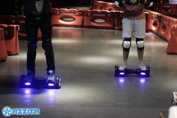 四月生日免費試玩!觀塘五千呎平衡車體驗中心(FB@Azzita.hk )