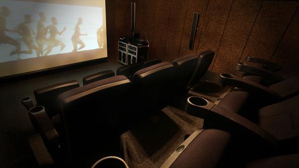 私人電影院