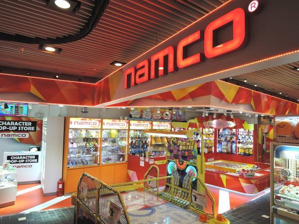 Namco(朗豪坊店)圖:FB@Namco