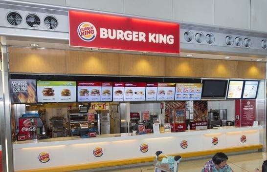 Burger King(圖:香港國際機場官網)