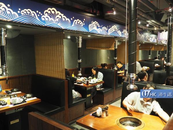 尚鮮日式燒肉漁市場
