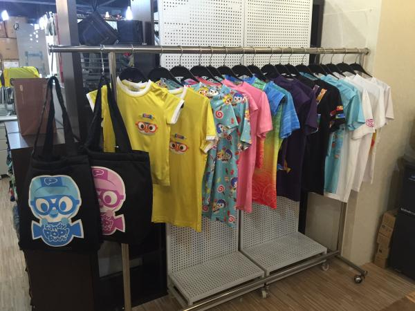 Pororo Showroom
