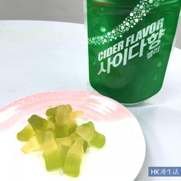 韓式小食店第二炮!韓國人氣檸七味軟糖