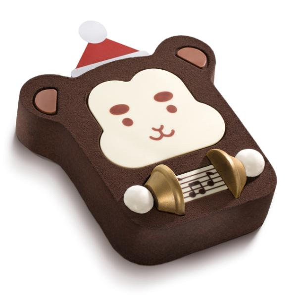 童話感滿瀉!東海堂胡桃夾子系列聖誕蛋糕
