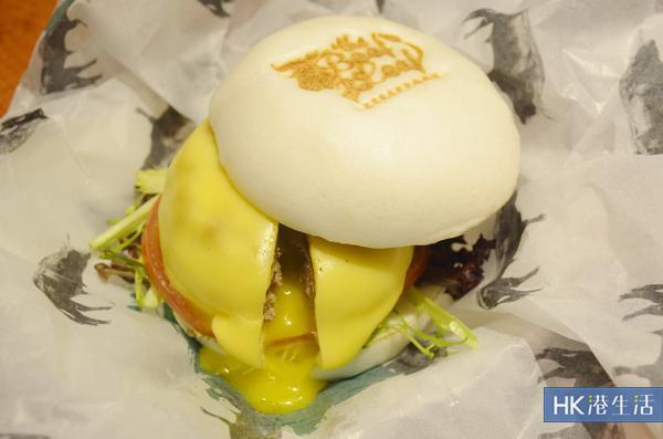 陳柏宇X趙勁皓 中西合壁饅頭漢堡