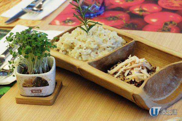 GO GREEN 田園菜!尖沙咀新開「田」主題餐廳
