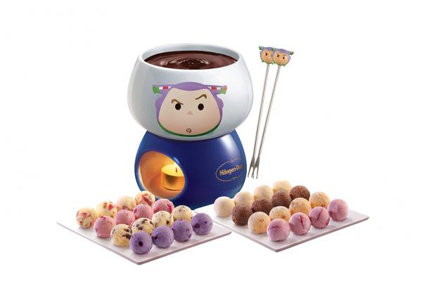 新出Toy Story雪糕火鍋!Häagen-Dazs新系列登場