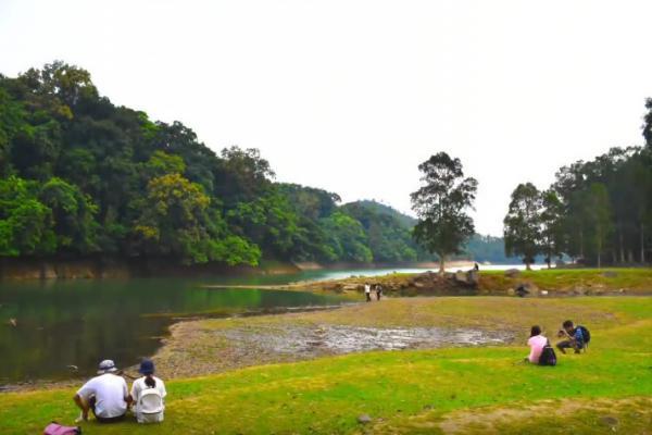 【JoyeeWalker行山系列】5分鐘行完《城門水塘》