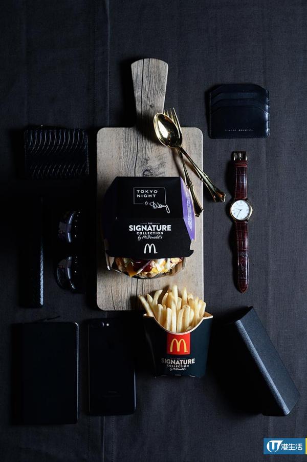 全新主題「東京の夜」!麥當勞3款期間限定食品即將登場