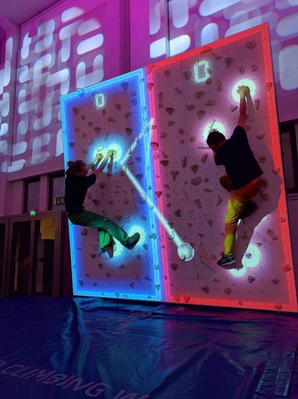AR攀石遊戲 料2017年內香港有得玩