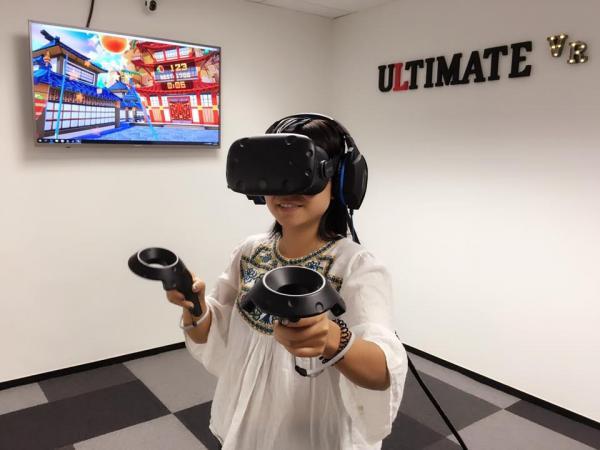 不限人數$160/hr任玩!葵涌200款VR遊戲體驗館