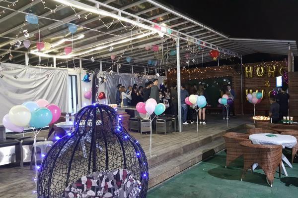 天水圍50萬呎韓式BBQ場任食!打牌、跳彈床、玩電動車