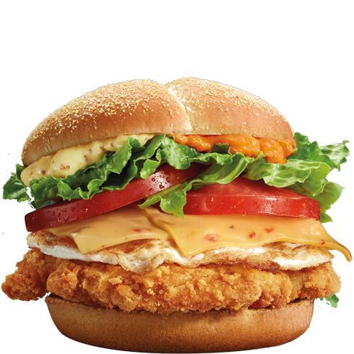 芝士薯條回歸!麥當勞全新泰式辣雞漢堡登場