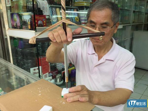 香港瀕失傳手雕麻雀!老師傅堅持40多年傳承手藝