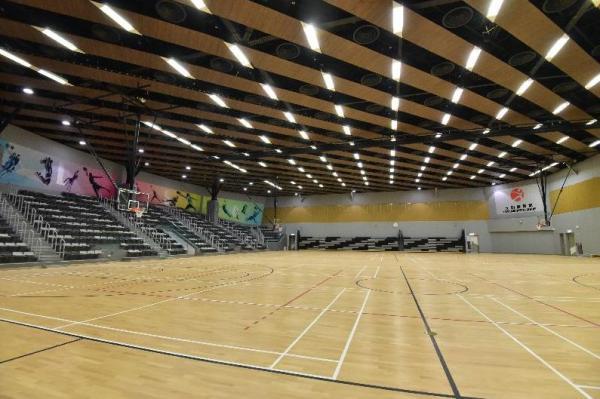 元朗體育館6月初啟用