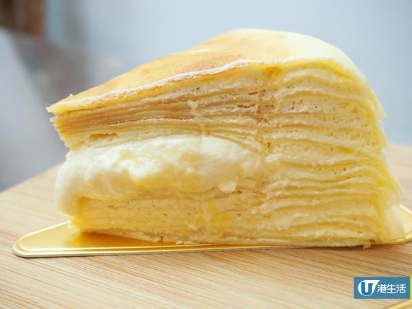 人氣蛋糕網店殺入觀塘 必試夏季限定「榴槤流心千層蛋糕」