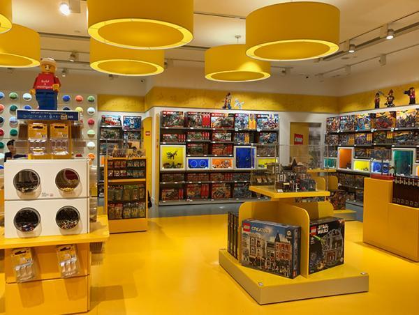 全港第2間LEGO專門店 7月登陸銅鑼灣