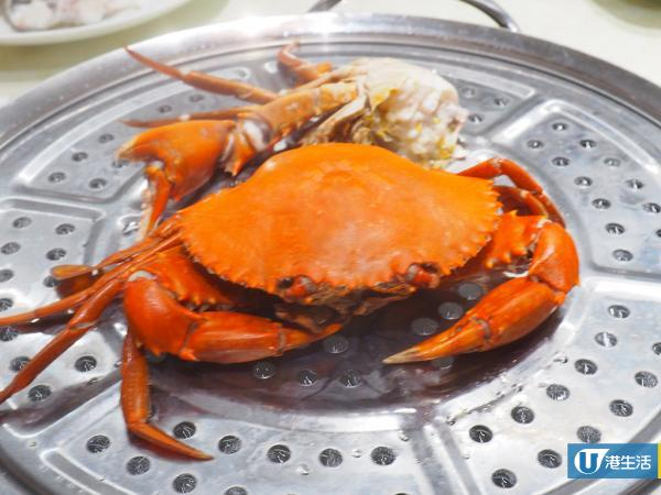 尖沙咀蒸海鮮連粥底鍋 $218六款蒸海鮮+任食火鍋料+小食