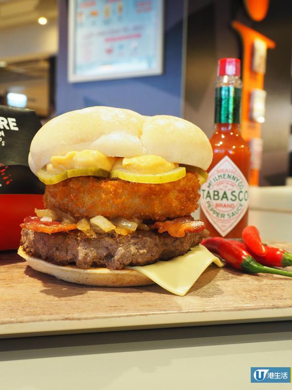 Shake Shake回歸麥當勞!期間限定TABASCO辣椒仔新地/薯條/漢堡