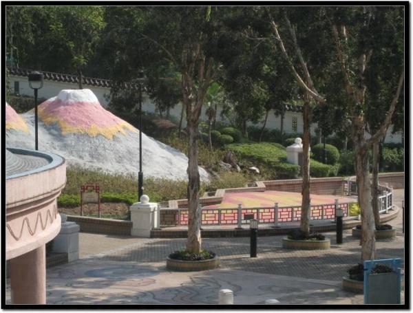 鳳德公園-火焰山 (相片來源:gingercat (會員))