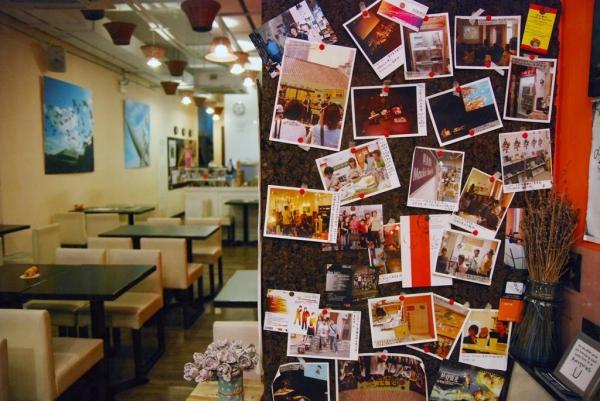 阿麥廚房會不定期舉辦不同文化活動。