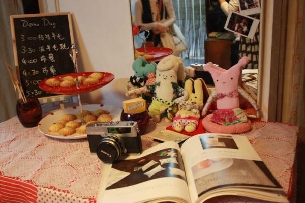 菠蘿雞的家不時會舉辦手作班,但名額有限,有興趣的朋友要提早報名。