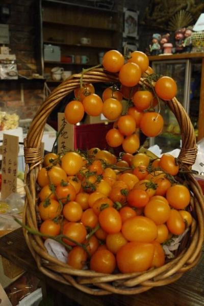 台灣黃金茄,在香港少見。