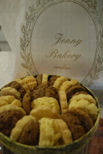 Jenny Bakery 己擴充至 5 間分店。