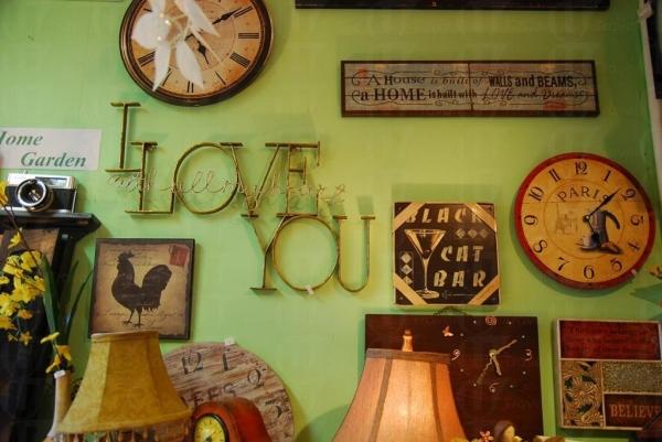 這個 I Love You 掛字是店主非賣品。