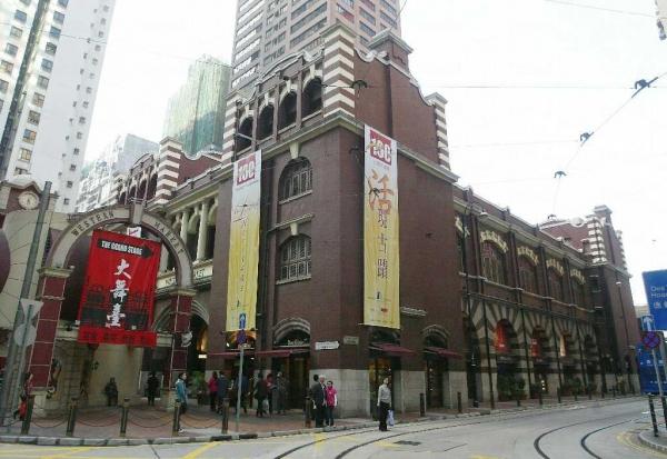 西港城是一座採用愛德華式建築風格、座落於花崗岩上的紅磚建築物。
