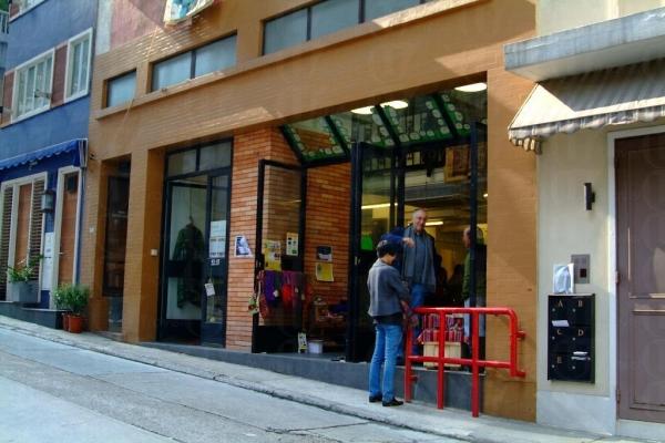 四方街的 Cloth Haven 屬一個周日市集。