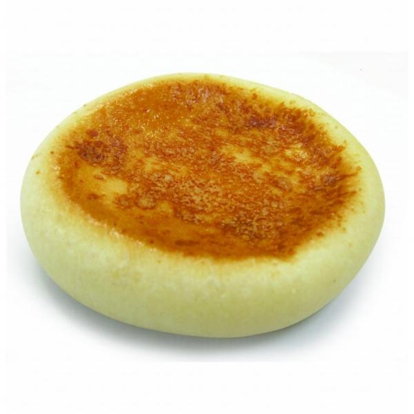 熱騰騰的黄金芝士麵包令人回味無窮。