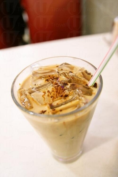 澳門特色咖啡,是澳門荷蘭園兩大招牌貨之一。