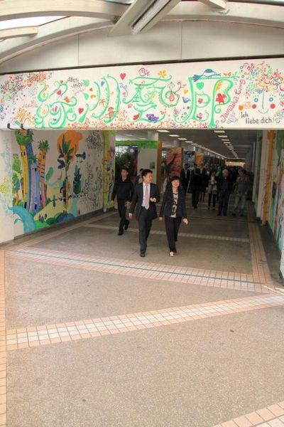 中環街市經五億元打造後,上層現已成為風格十足的藝廊。