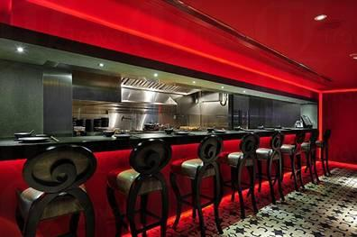 Tonno Kitchen 有私密的食用環境,並有開放式廚房,感覺新潮。(相片來源:The Tonno)
