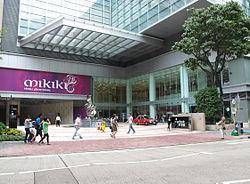 Mikiki商場入口