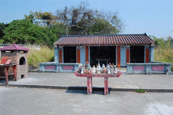 屏山楊侯古廟為屏山文物徑的古蹟之一,亦是元朗區六間供奉侯王廟之一。
