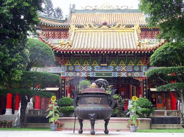 純陽殿為二級歷史建築物。