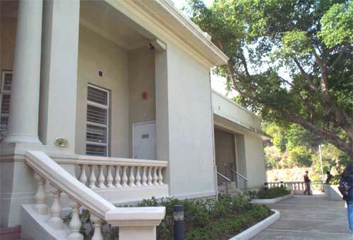 「白樓」現被列為三級歷史建築。