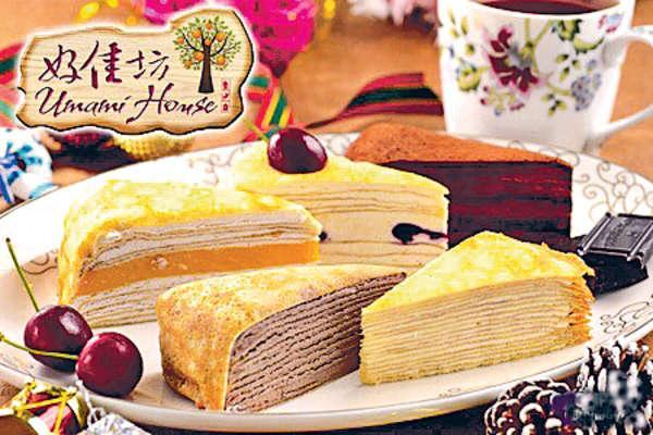 店舖引入多個著名的台灣食品品牌