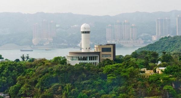 位於馬灣的太陽館,讓市民透過不同展覽認識太陽和天文知識。