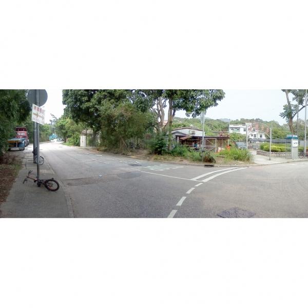 坪洋公立學校附近的唯一食店──九記士多 (網上圖片)