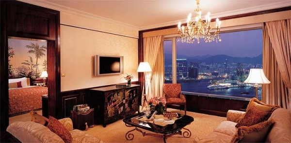 港島香格里拉酒店(相片來源:網上圖片)