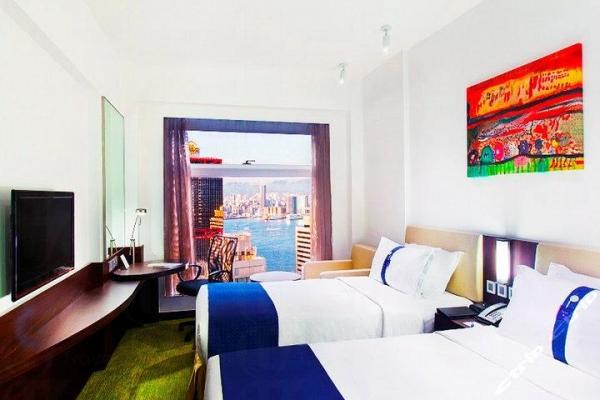 香港蘇豪智選假日酒店 Holiday Inn Express Hong Kong Soho(相片來源:網上圖片)