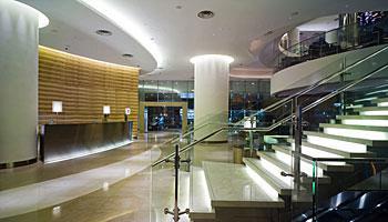 諾富特世紀酒店 Novotel Century Hong Kong Hotel(相片來源:網上圖片)